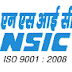Admission Notice for NSIC Technical Services Centre - 2016