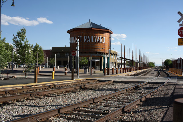 Santa Fe Railyard District