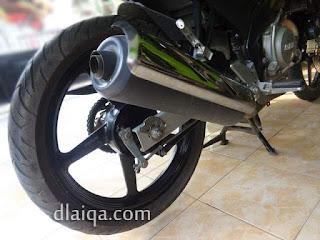 Yamaha V-ixion (FZ150i v2)