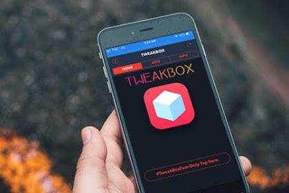 Cara Install Tweakbox di iPhone, iPad, dan iPod