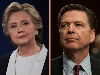 James Comey Avoids Testifying on Dem Doc Reportedly Showing AG Lynch Protecting Hillary