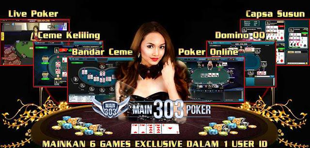 Agen Judi 303 Poker