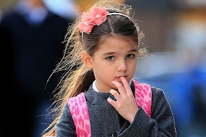 Suri Cruise will release his own clothing collection