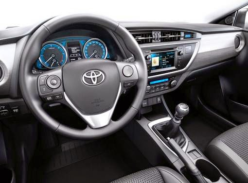 2017 Toyota Auris News  and Release Date