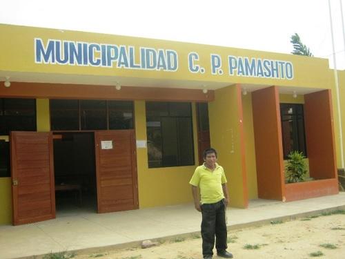 Municipalidad del Centro Poblado Pamashto (Lamas - Lamas)
