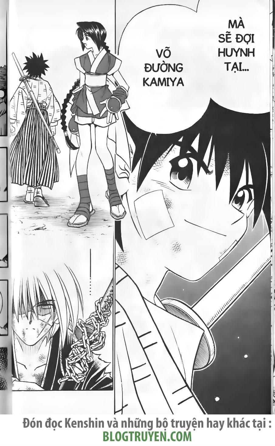 Rurouni Kenshin chap 210 trang 16