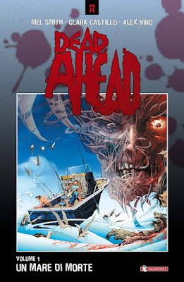 Dead Ahead #1: Un mare di morte