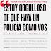 La Correpi presentará mañana en Plaza de Mayo el informe anual de la situación represiva 2018