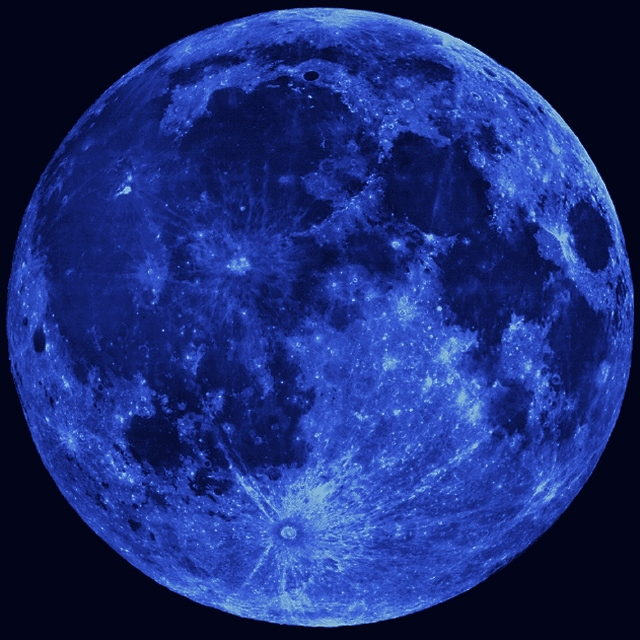 Blue Moon tonight, Saturday, May 21, 2016