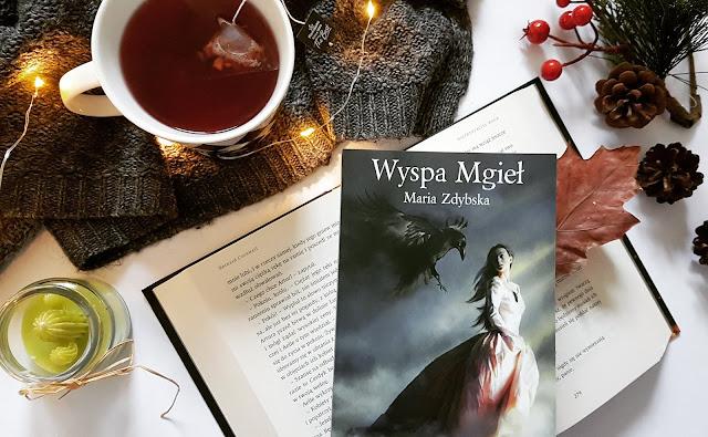 """""""Wyspa mgieł"""" Maria Zdybska"""