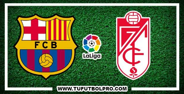 Ver Barcelona vs Granada EN VIVO Por Internet Hoy 29 de Octubre 2016