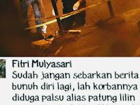 Sebut Korban Bom Kampung Melayu Hanya Patung Lilin,  Wanita Ini Dihujat Netizen