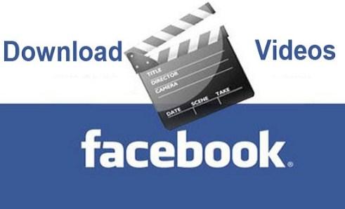 download video on facebook