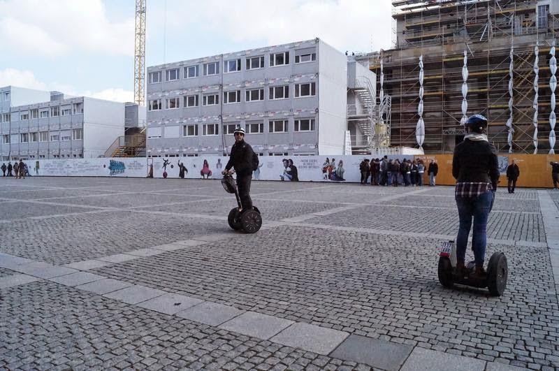 tour en segway por Berlín