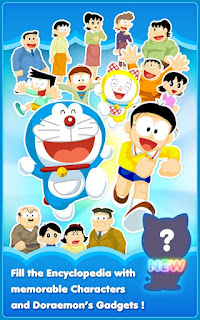 Download Doraemon Gadget Rush 1.3.0 MOD Apk Unlimited Gems and Energy