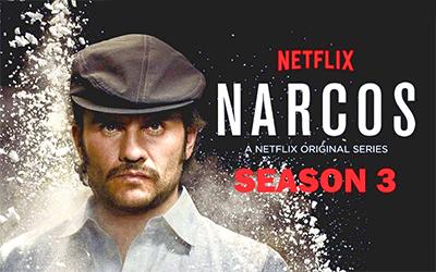 Imagen serie Narcos Netflix