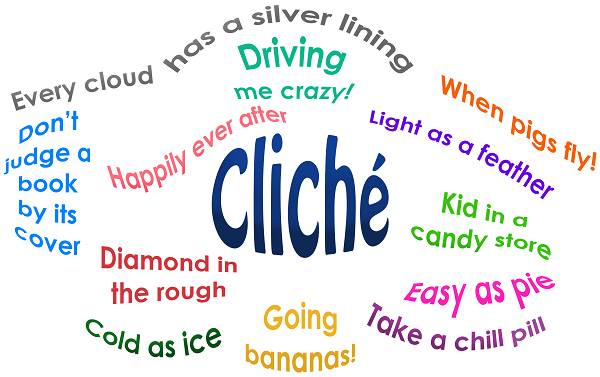 cliches to avoid when writing a check
