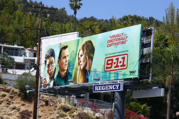 911 season 1 Emmy consideration billboard