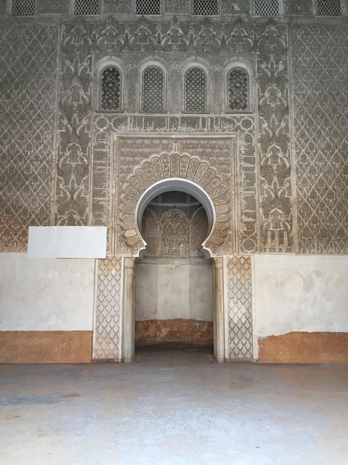 la medersa ben youssef une ancienne école coranique à marrakech