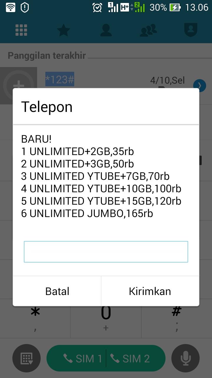 Daftar Paket Unlimited Youtube Indosat Terbaru 2018 Nanda Hero Kuota 3gb 24 Jam