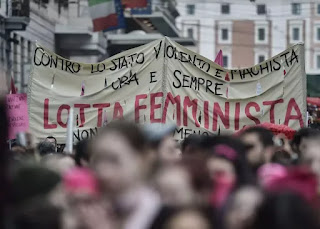 Thousands Across Europe Protest Against Sexist Violence