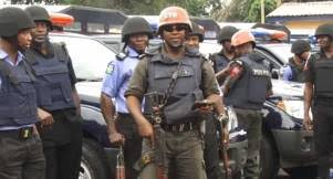 Cross River police