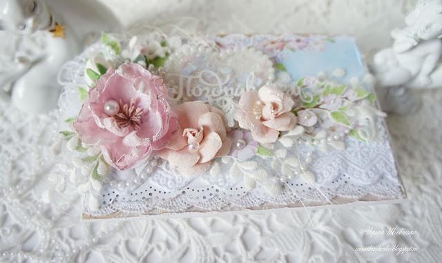 Летний цветок для подарка