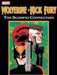 Wolverine, Nick Fury: The Scorpio Connection