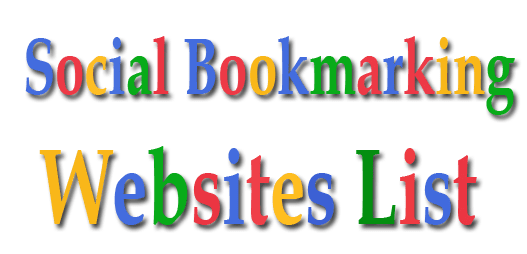 96 High PR Social Bookmarking Website