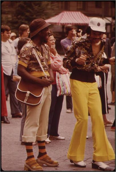 1970 S America Was Groovy Vintage Everyday