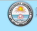 Pondicherry University Results 2014