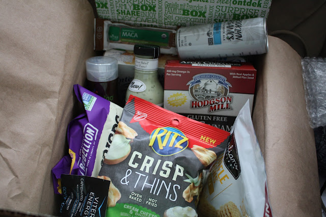 June Degustabox full of Foodie Goodies
