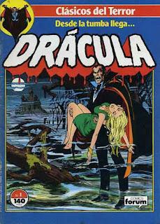 Clásicos del Terror Drácula 01 / Neal Adams