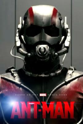 Poster Ant-Man - Imagine din filmul test pentru Marvel