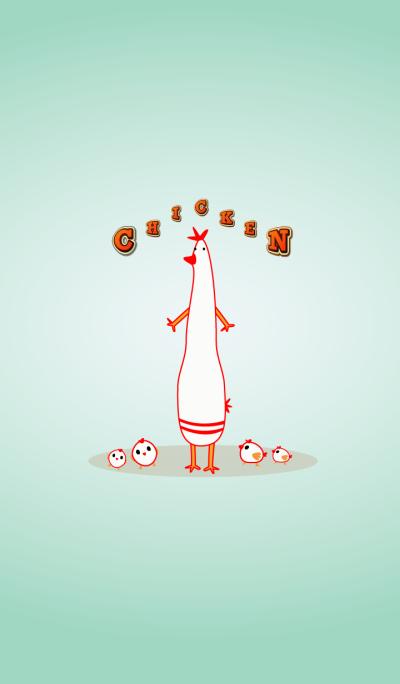 I and Tiny Chickens