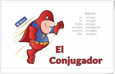 """""""El Conjugador"""" (Conjugación de verbos)"""
