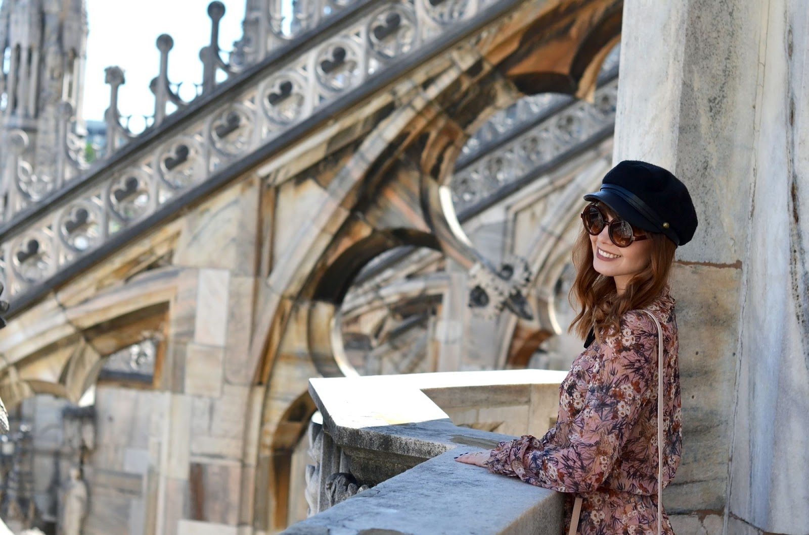 blog o modzie | sukienka maxi | cammy | blog z krakowa