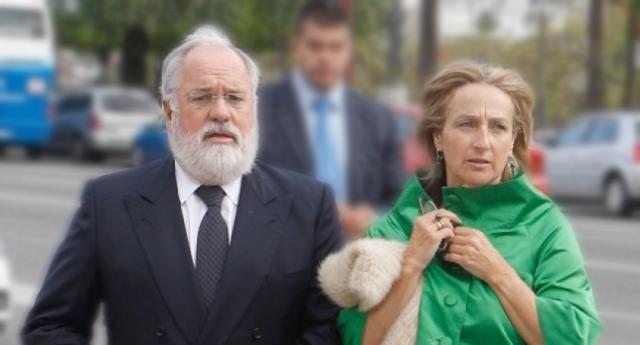 """La mujer de Arias Cañete también aparece en """"los papeles de Panamá"""""""