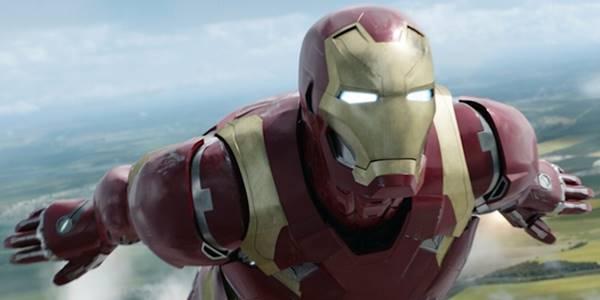 Homem de Ferro em Capitão América 3: Guerra Civil