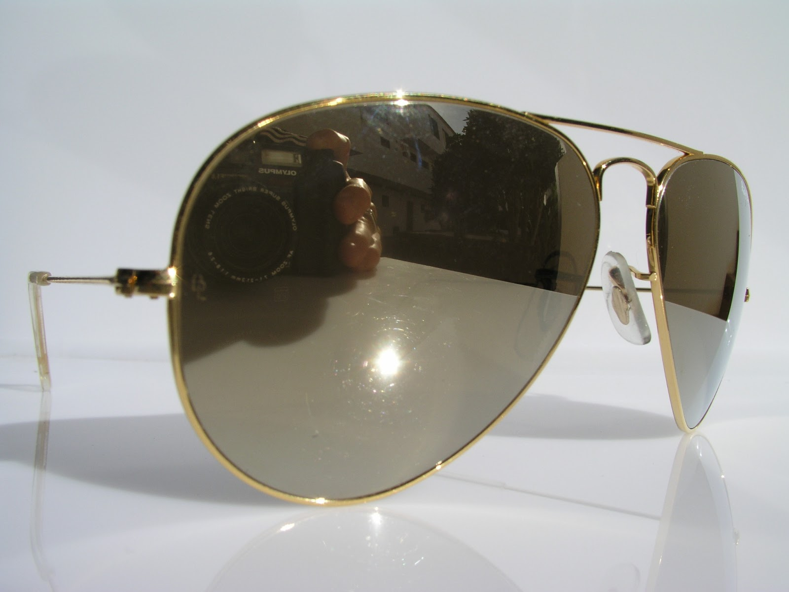 f22c6f4af7c8a Ray Ban Limited Solid Gold In Malaysia