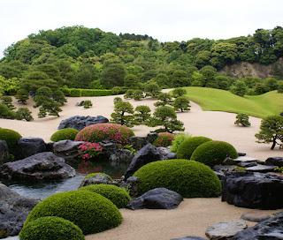 日本庭園 足立美術館