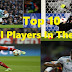 Top10 Football Players in the World :2018