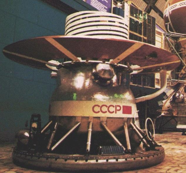 Venera 13 sonda lanzada en venus