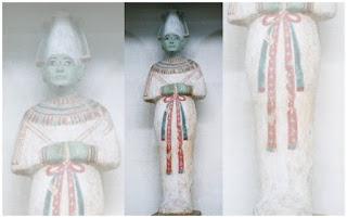Estátua de Osíris www.professorjunioronline.com