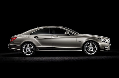 Mercedes Benz CLS Class Coupe