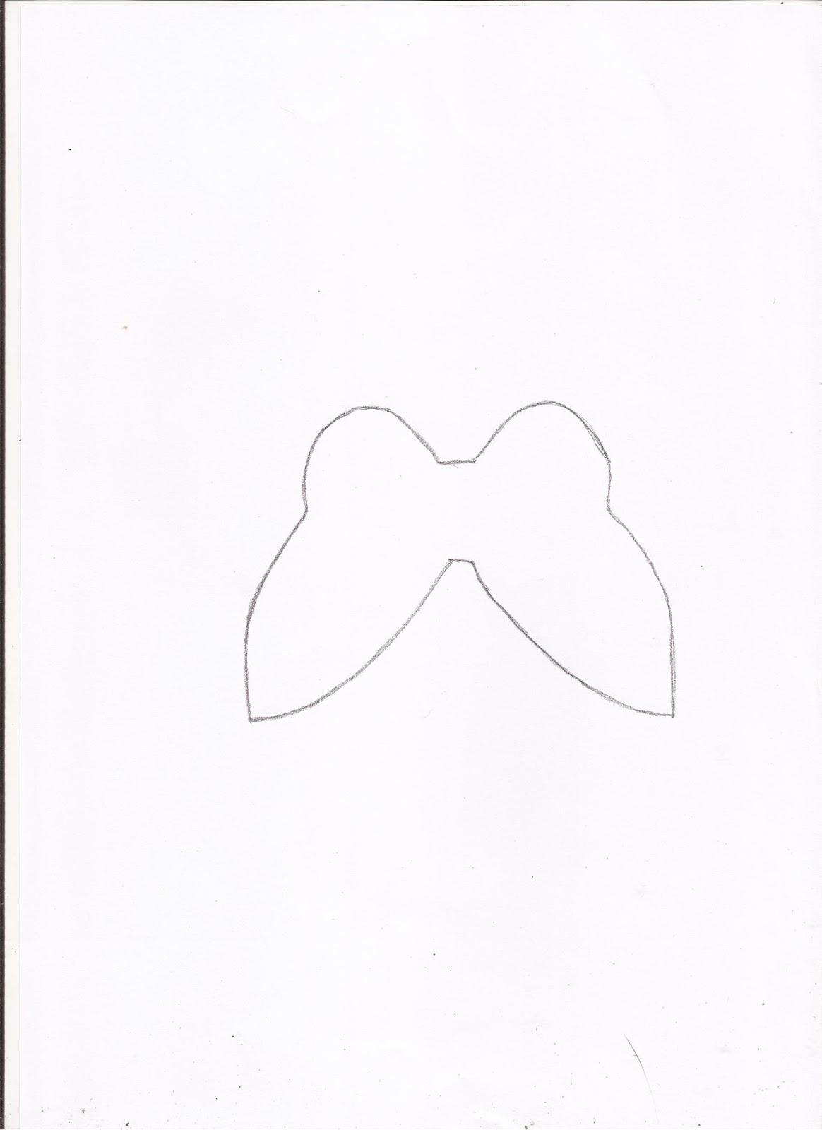 Artesanato Kakau Araujo ~ molde borboleta artesanato kakau araujo