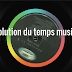 Evolution de la notion de temps musical