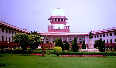 सुप्रीम कोर्ट ने तालाबों और झीलों के गायब होने पर चिंता व्यक्त की The Supreme Court of India expresses concern over the disappearance of ponds and lakes