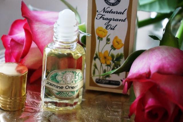 Zapach Orientu - jaśminowe perfumy w olejku Song of India
