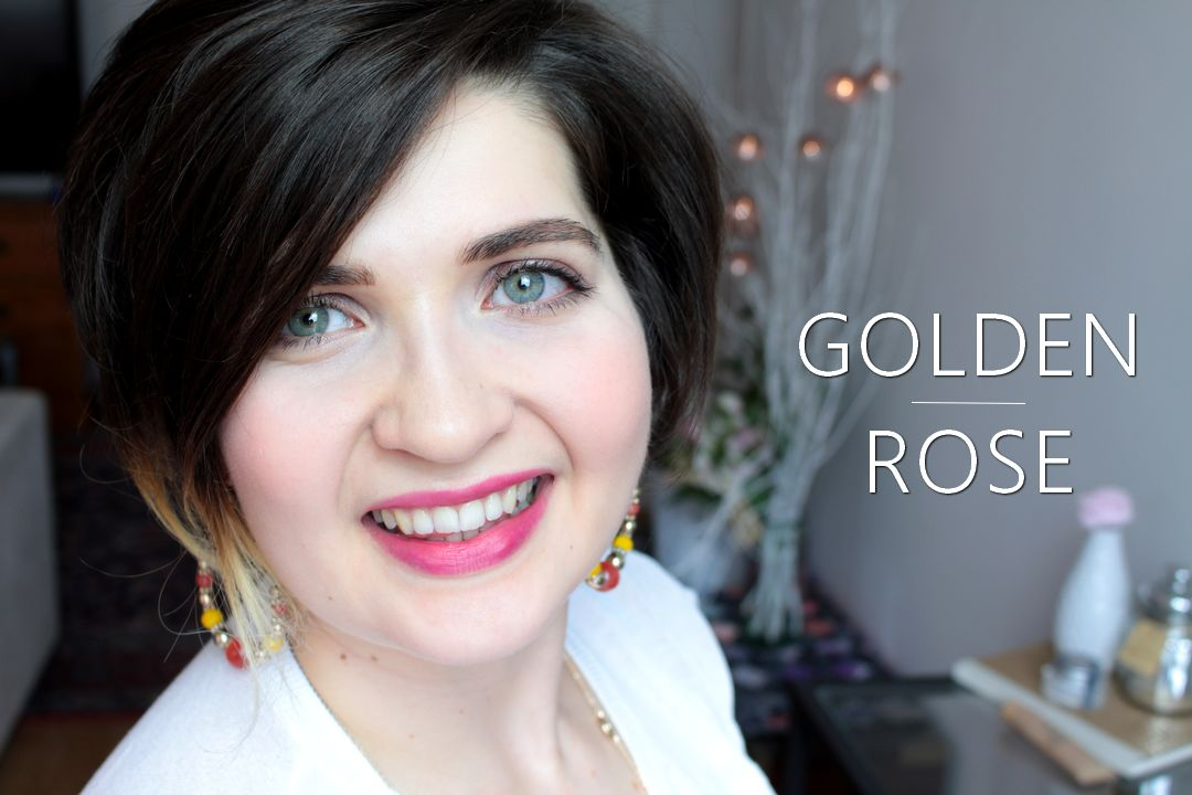 Make-up Golden Rose